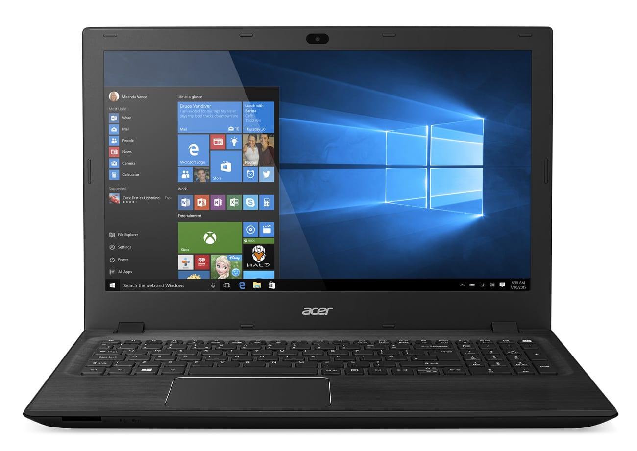 Acer Aspire F5-571G-5758 à 599€, PC portable 15 pouces 8 Go Core i5 GeForce
