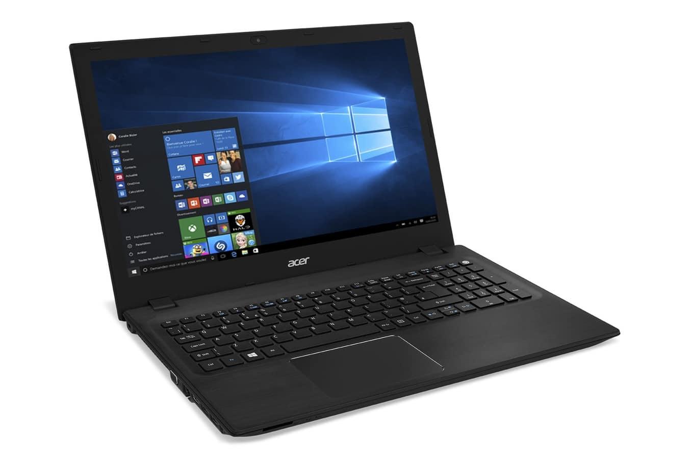 """<span class=""""toptagtitre""""><del>Soldes 549€ ! </span>Acer Aspire F5-571G-73ES, PC portable 15 pouces mat polyvalent</del>"""