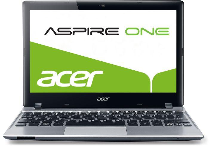 """<span class=""""tagtitre"""">Promo 299€ - </span>Acer Aspire One 756-B844G506css, 11.6"""" bureautique à 329€ : Intel Dual Core, 500 Go, 1.48 Kg"""