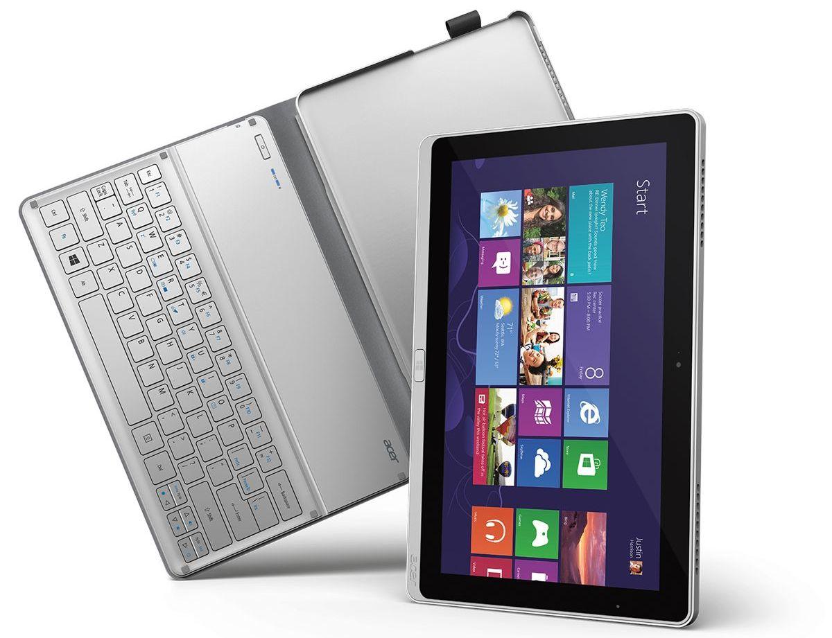 "<span class=""tagtitre"">Promo 529€ - </span>Acer Aspire P3-171-3322Y2G06AS à 599€, 11.6"" tactile/Tablette : Core i3-3229Y, SSD, 790 gr"