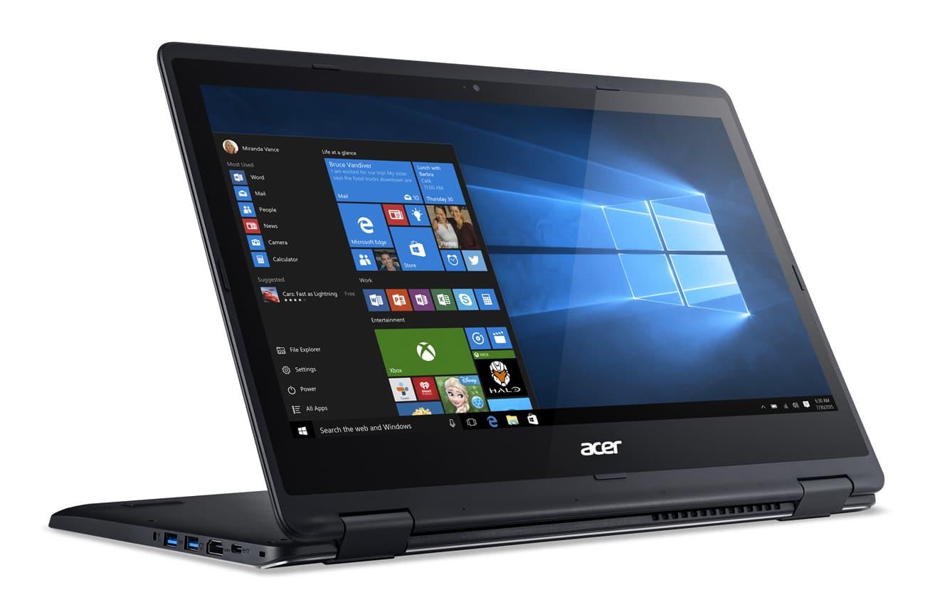 "Acer Aspire R5-471T-57VB, ultrabook 14"" tablette tactile SSD Full IPS (649€)"