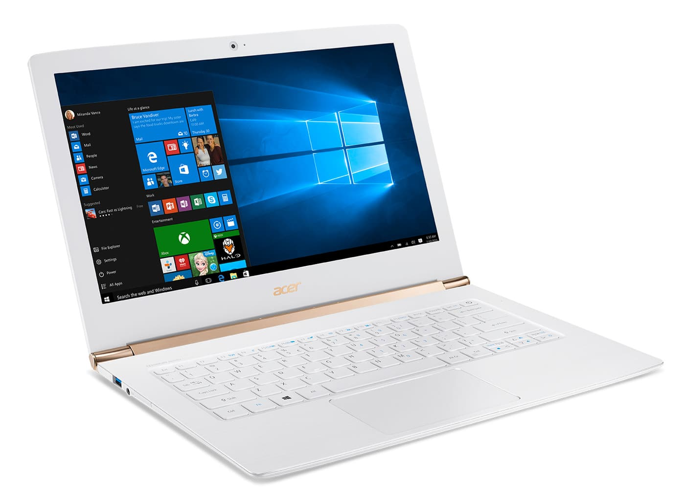 Acer Aspire S5-371-78YR à 799€, Ultrabook 13 pouces Full IPS SSD 256 i7 8 Go