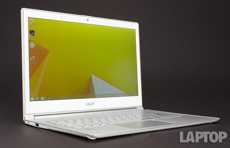 Revue de presse des tests publiés sur le Web (Acer Aspire S7-392 2560x1440)
