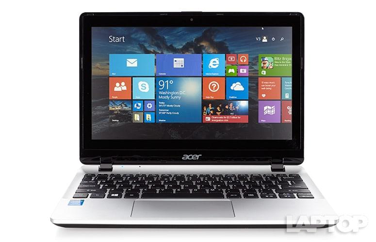 Revue de presse des tests publiés sur le Web (Acer Aspire V3-111P tactile)