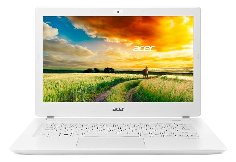 "<span class=""toptagtitre"">Promo 379€ ! </span>Acer Aspire V3-371-32H6, Ultrabook 13 pouces mat blanc SSHD"