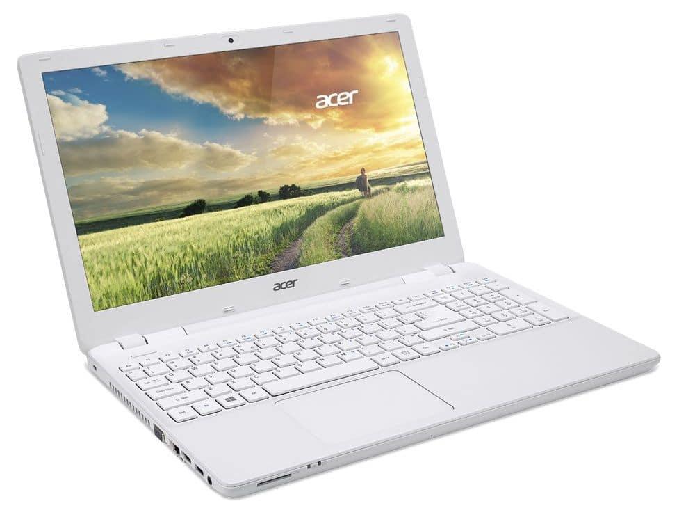 Acer Aspire V3-572G-53SY en vente flash à 549€, PC portable 15 pouces mat