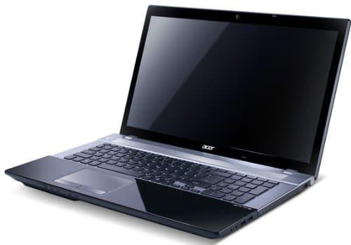 "Acer Aspire V3-731-B9604G50Makk, 17.3"" bureautique à 384€ : Pentium Dual Core, 500 Go"