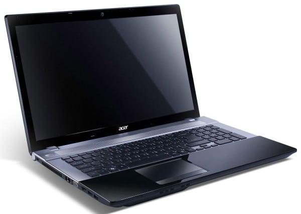"""Acer Aspire V3-771-32344G50M à 499€, 17.3"""" bureautique avec Core i3, 500 Go"""
