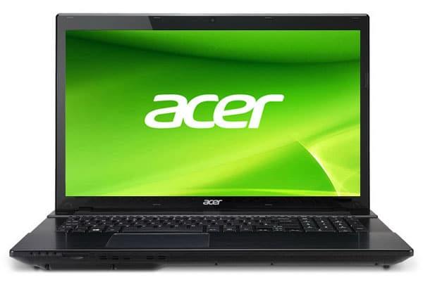 """Acer Aspire V3-772G-747a4G1TMakk à 699€, 17.3"""" avec Core i7 Haswell, Geforce GT 750M, 1000 Go"""
