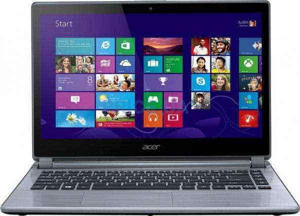 """<span class=""""toptagtitre"""">Promo 595€ ! </span>Acer Aspire V5-472PG-53334G50A à 699€, 14"""" tactile polyvalent avec Core i5 Ivy Bridge, GT 740M"""