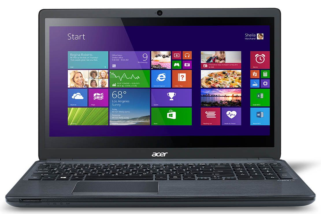"""Acer Aspire V5-561-34014G1TMaik, 15.6"""" avec Core i3 Haswell et disque dur de 1000 Go en vente flash pour 386€"""