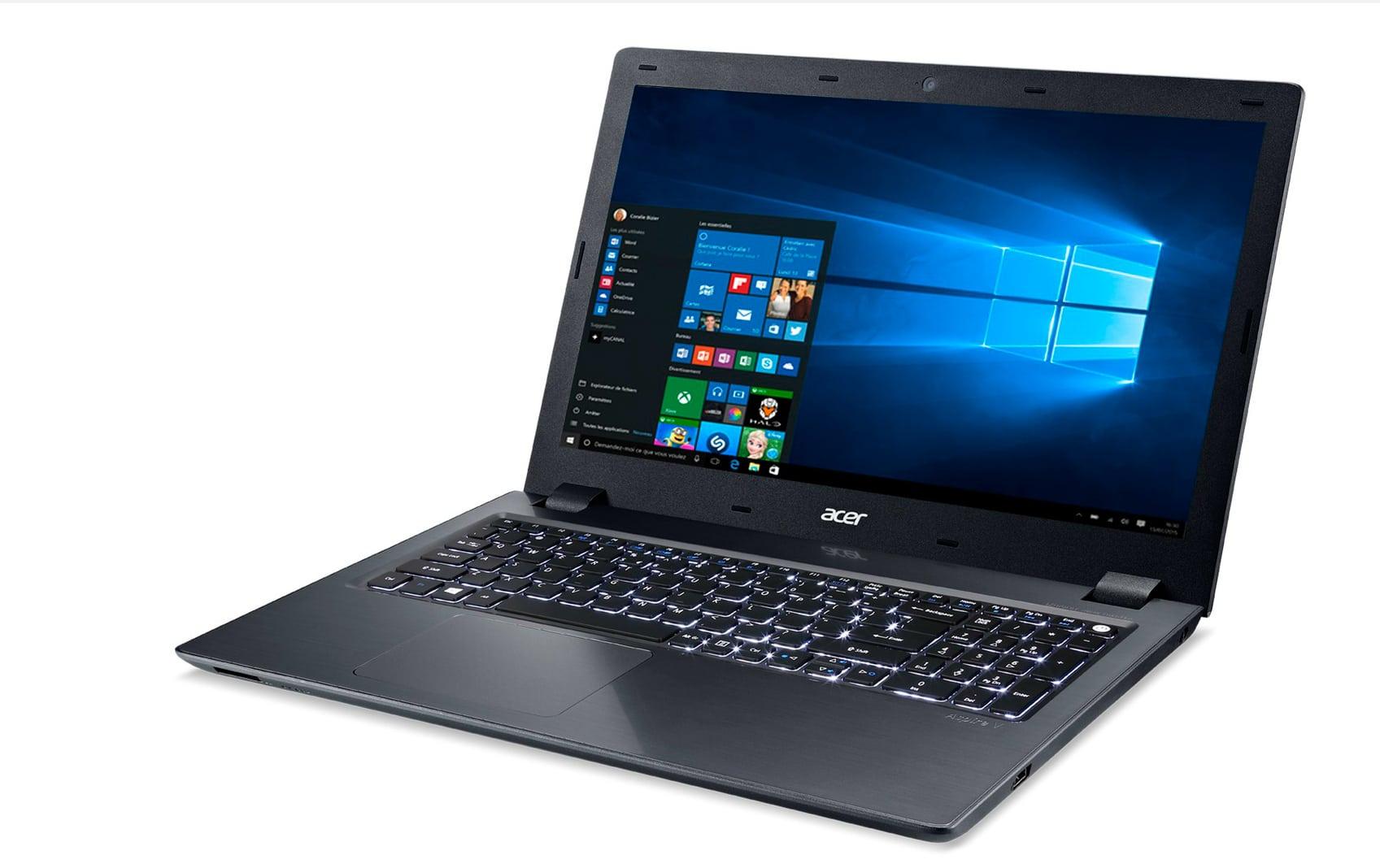 Revue de presse des tests publiés sur le Web (Acer Aspire V5-591G)