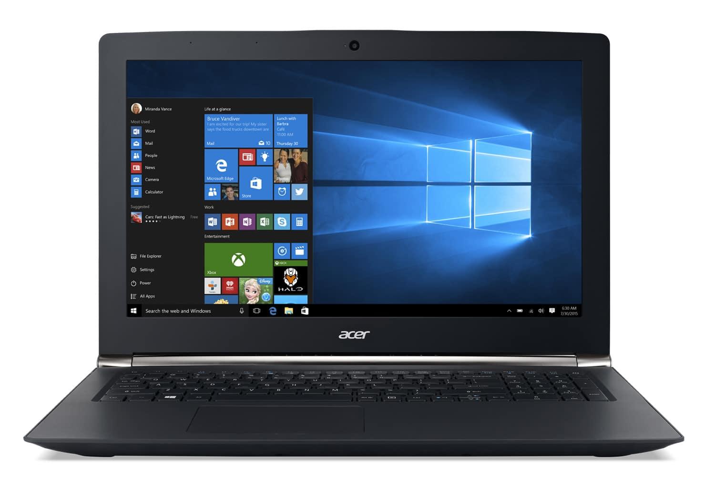 Acer Aspire VN7-572G-76WD, PC portable 15 pouces polyvalent SSD i7 8Go à 999€