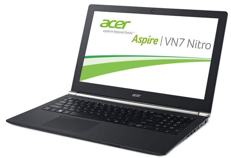 Revue de presse des tests publiés sur le Web (Acer Aspire V15 Nitro)
