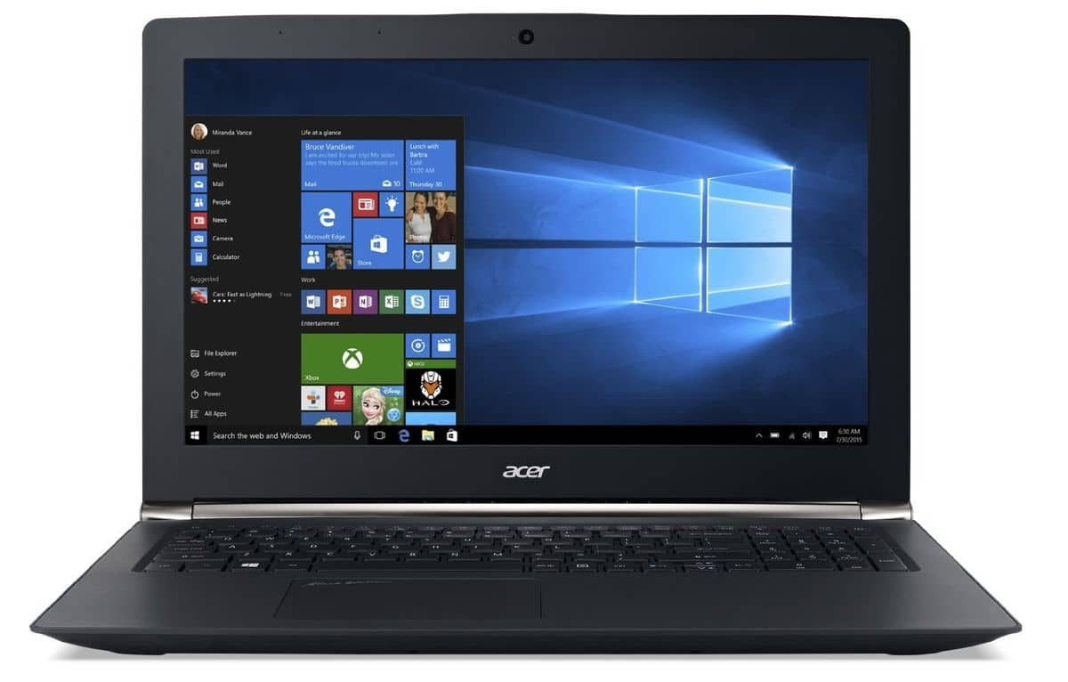 "<span class=""toptagtitre"">Promo 699€ ! </span>Acer Aspire VN7-592G-54TY, PC portable 15 pouces Full HD mat IPS"