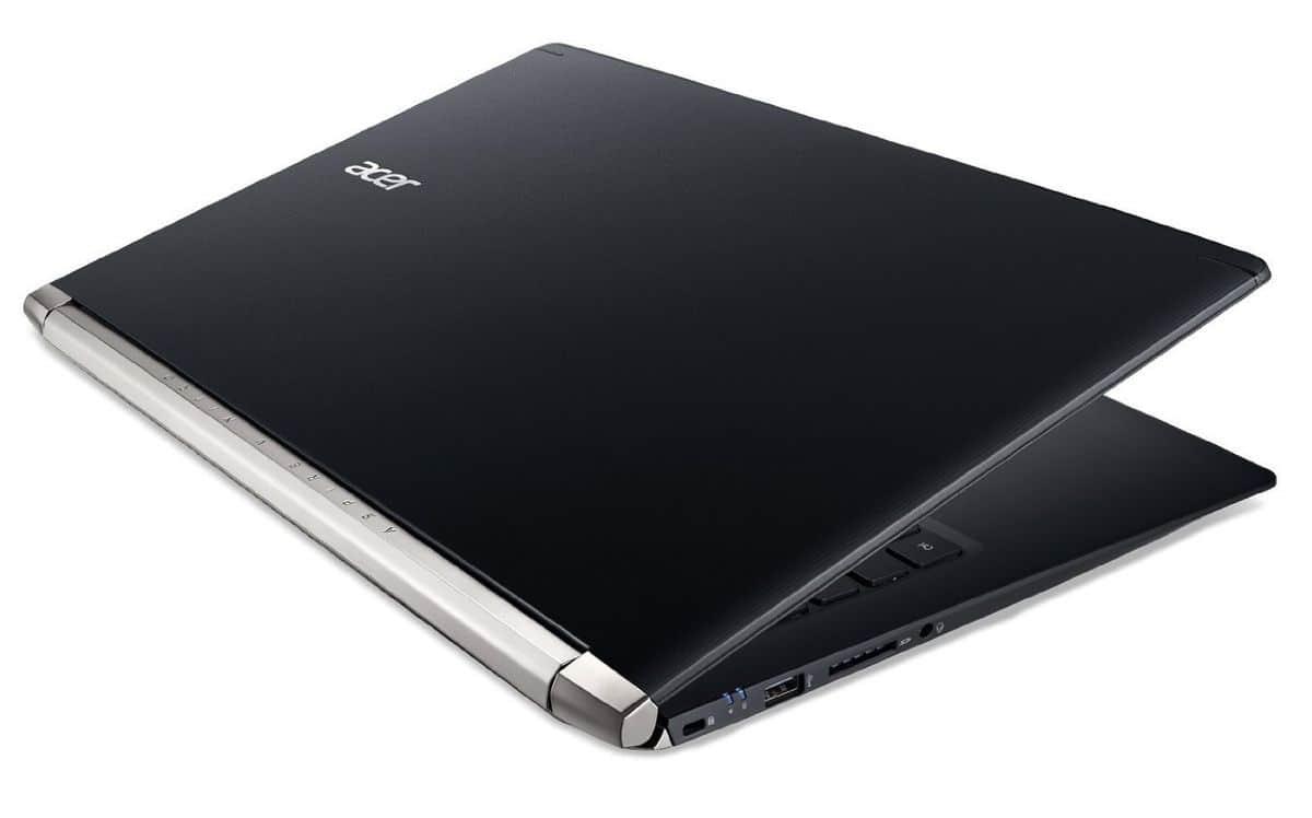 Acer Aspire VN7-592G-76XK, PC portable 15 pouces IPS SSD 960M i7 8 Go à 999€