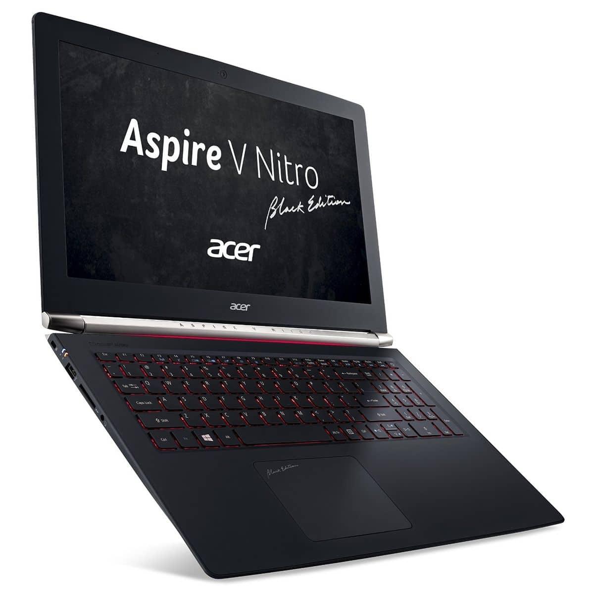 Revue de presse des tests publiés sur le Web (Acer Aspire Nitro 15)