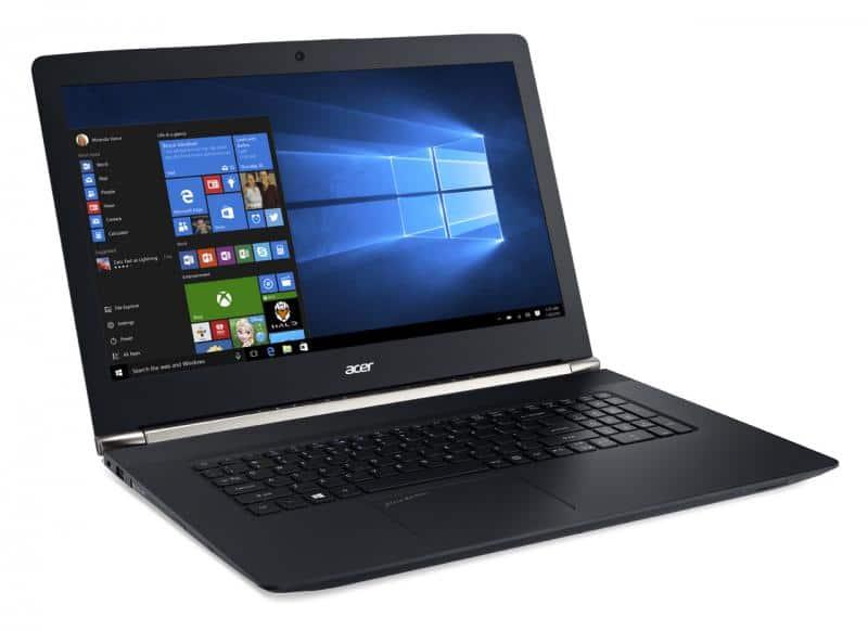 Revue de presse des tests publiés sur le Web (Acer Aspire Nitro VN7-592G)