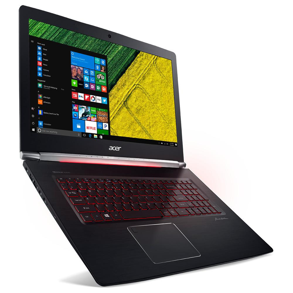 Acer Aspire VN7-793G-72RC, PC portable 17 pouces fin IPS 1050 Ti i7 16Go à 1394€