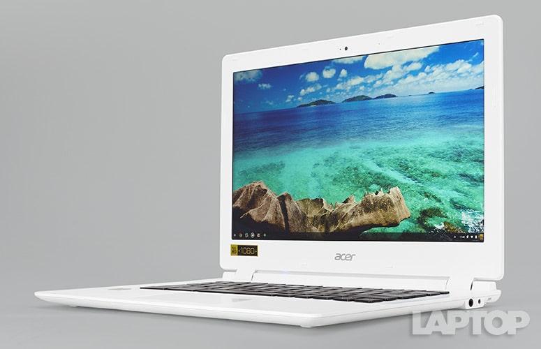 Revue de presse des tests publiés sur le Web (Acer ChromeBook 13)