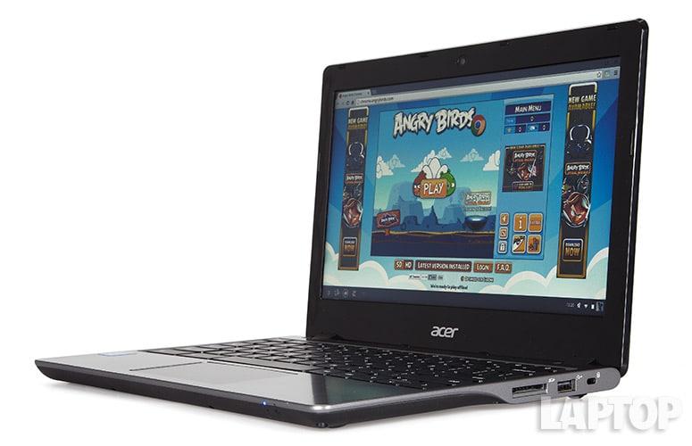 Revue de presse des tests publiés sur le Web (Acer ChromeBook C720 Haswell)