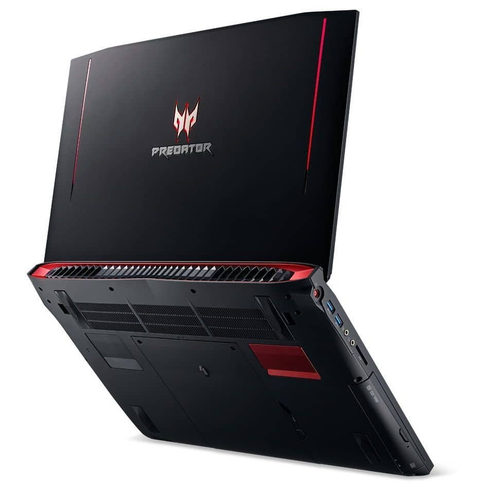 Acer Predator G9-591-50D1, PC portable 15 pouces 980M Quad SSD 1734€ (-200€)