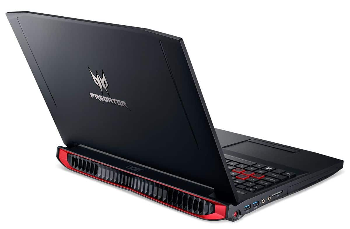 "<span class=""tagtitre"">Promo 1349€ - </span>Acer Predator G9-591-5321, PC portable 15 pouces IPS Skylake"