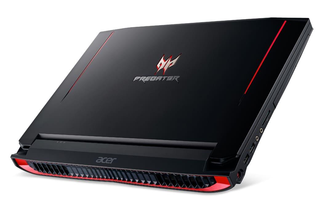 Acer Predator G9-591-795R, PC portable 15 pouces 980M 32 Go SSD512, 2499€