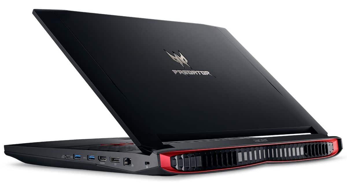 Revue de presse des tests publiés sur le Web (Acer Predator 17)