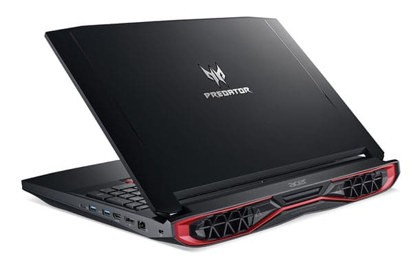 "Acer Predator GX-792-78VQ PC portable 17"" IPS GTX 1080 Quad SSD (2299€)"
