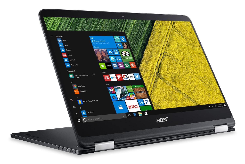 Revue de presse des tests publiés sur le Web (Acer Spin 7 SP714)