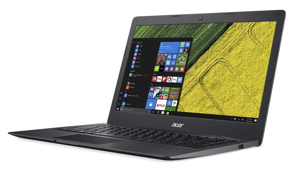 """<span class=""""tagtitre"""">IFA 2016 - </span>Acer Swift 1, 3, 5 et 7, nouveaux Ultrabooks fins, légers et endurants"""