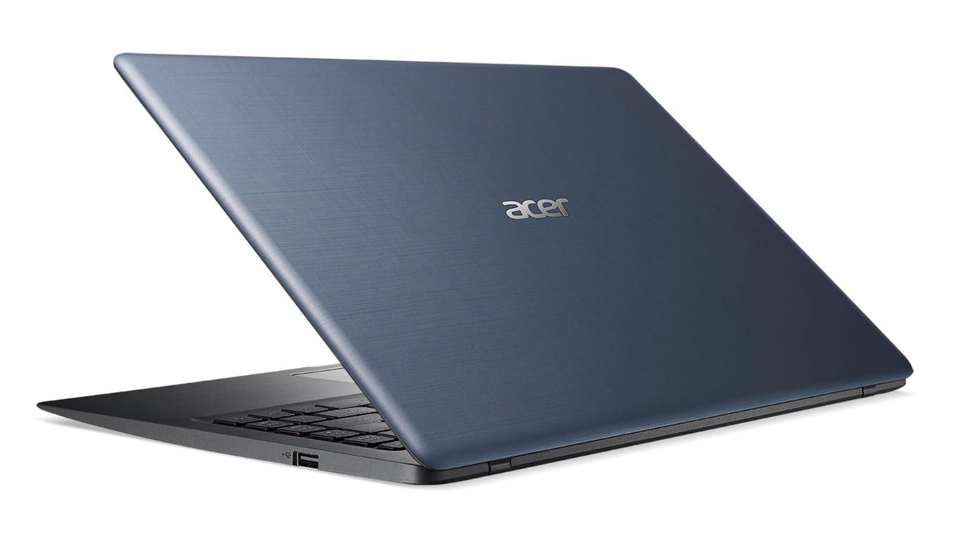 Acer Swift SF114-31-P79J, ultrabook 14 pouces Bleu SSD 11h (449€)