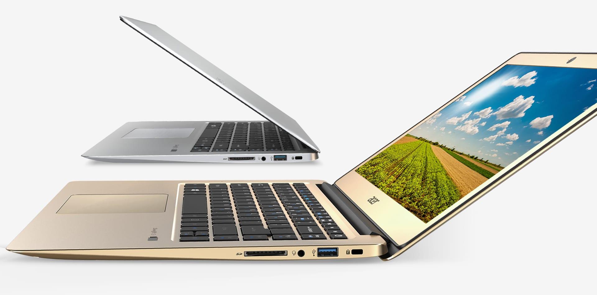 Revue de presse des tests publiés sur le Web (Acer Swift 3 SF314-51)