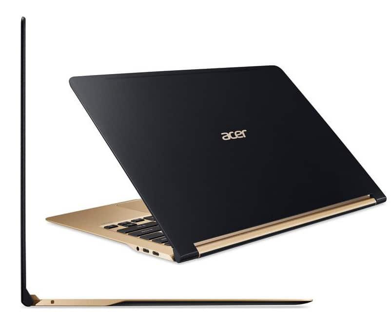 Revue de presse des tests publiés sur le Web (Acer Swift 7 S7-371)