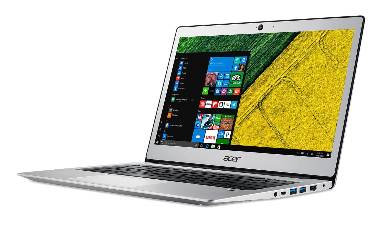 Acer Swift SF113-31-P3P0, ultrabook 13 pouces fin léger SSD (359€)