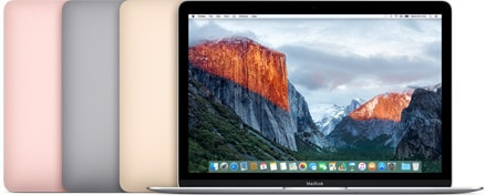 Apple MacBook Retina 12 pouces 1