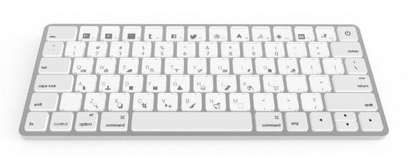 """<span class=""""tagtitre"""">Apple - </span>bientôt un clavier e-ink Sonder Design pour les MacBooks ?"""