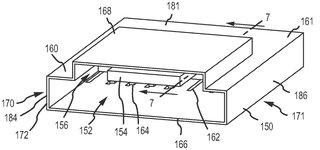 Apple brevet port entrée combiné