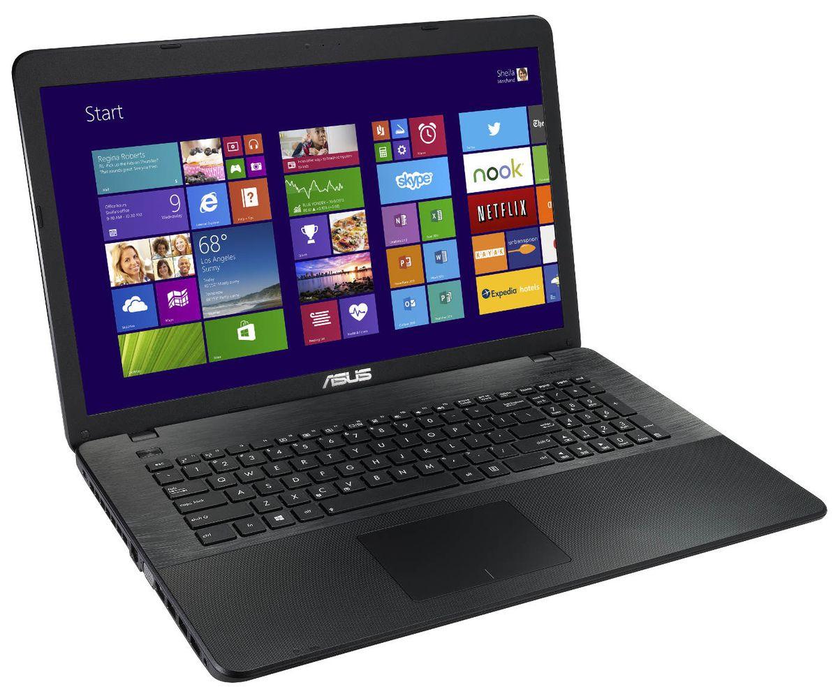 Asus F751LAV-TY538T en vente flash à 479 euros, PC portable 17 pouces noir