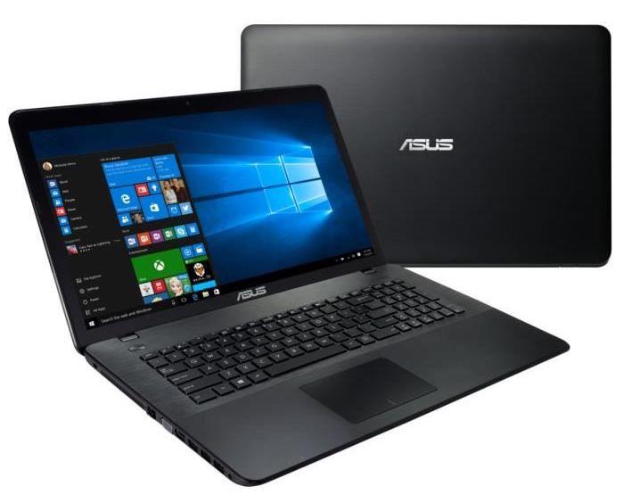 Asus F751LAV-TY570T, PC portable 17 pouces bureautique 12 Go i3 à 499€