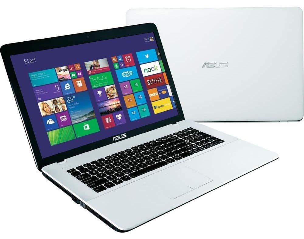 Asus F751LDV-TY354H à 499€, PC portable 17 pouces polyvalent