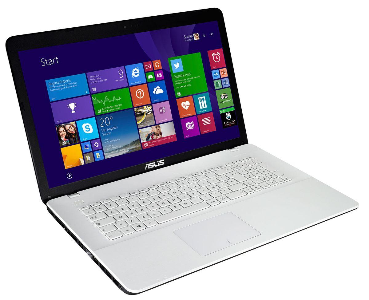 Asus F751LJ-TY064H soldé à 569€, PC portable 17 pouces
