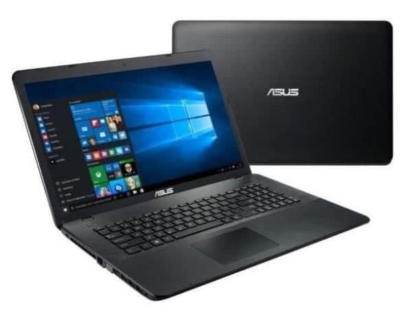 asus f751sa ty119t 399 pc portable 17 pouces noir bureautique laptopspirit. Black Bedroom Furniture Sets. Home Design Ideas
