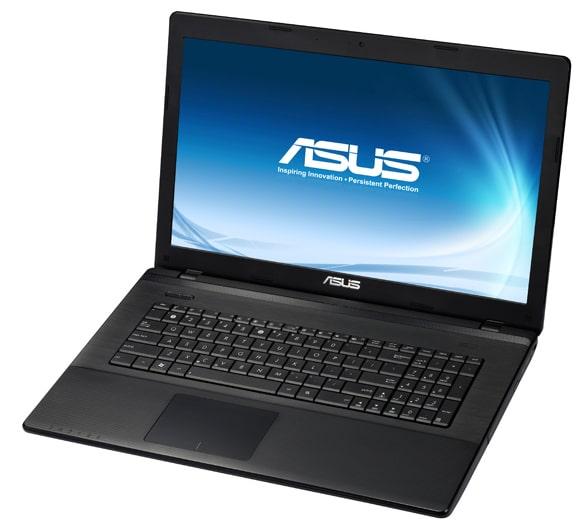 """Asus F75A-TY291H, 17.3"""" avec 1000 Go et Pentium Dual Core Ivy Bridge à 549€"""