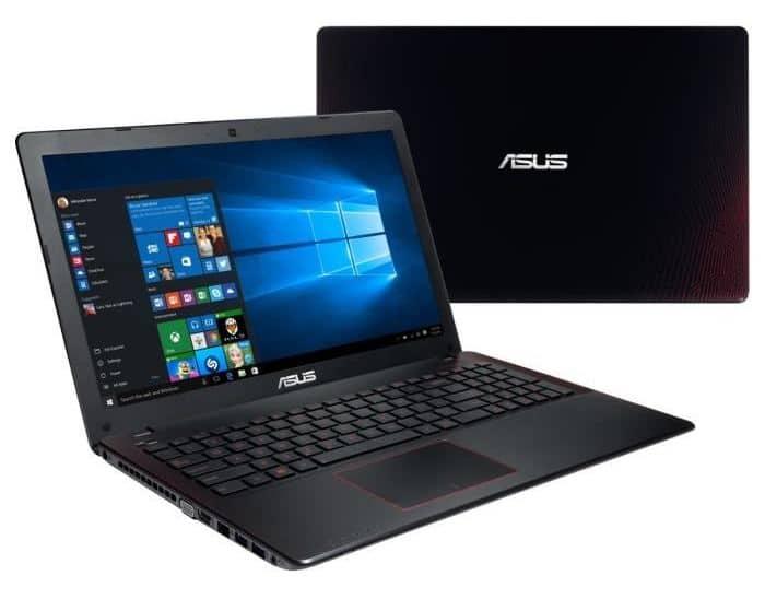 Asus FX550JX-XX312T à 699€, PC portable 15 pouces GTX 950M