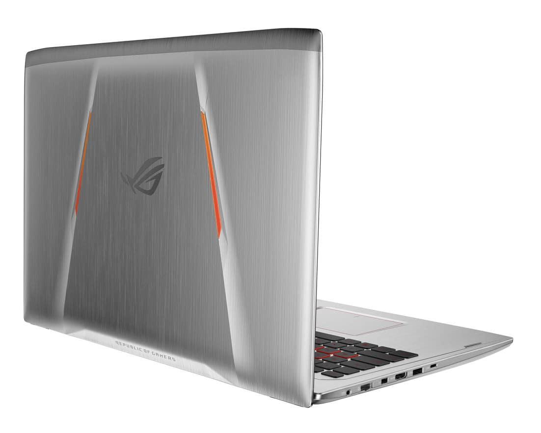 Asus G502VS-GZ141T, PC portable 15 pouces GTX 1070 SSD 512 Kaby 1995€