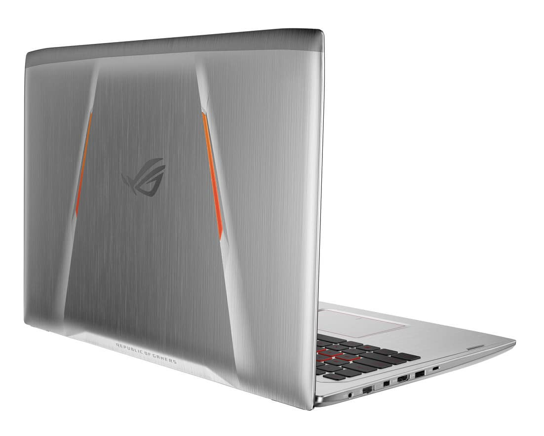 """Asus G502VS-GZ297T, PC portable 15"""" IPS GTX 1070 Kaby SSD (1199€)"""