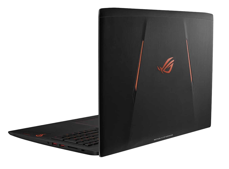 Asus G502VY-FY065T, PC portable 15 pouces GTX 980M 8Go Quad i7 SSD 1799€