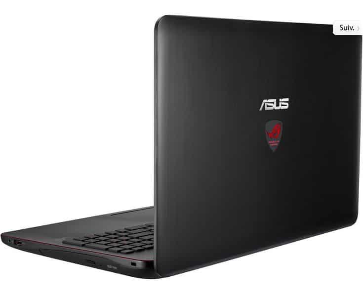 Asus G551JM-CN155H 1